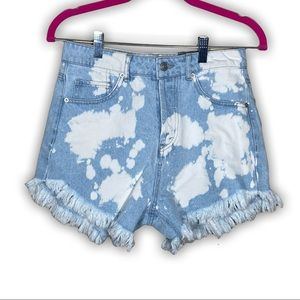 Wild Fable High Waisted Cutoff Jean Shorts, Size 2